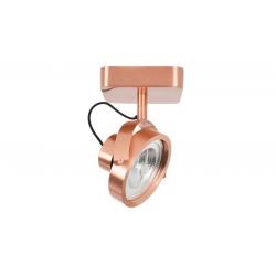 Spotlight DICE-1 LED miedziany