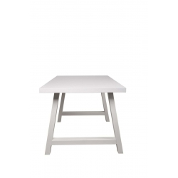 Stół A-FRAMED biały 200x90cm