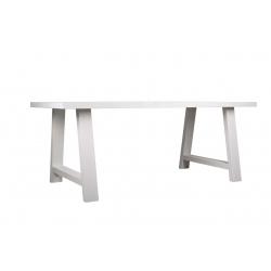 Stół A-FRAMED biały 230x90cm