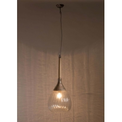 Lampa wisząca DROP GLASS