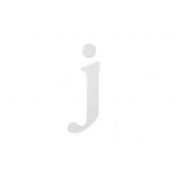 Litera dekoracyjna J