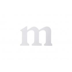 Litera dekoracyjna M