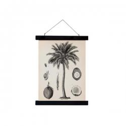 Dekoracja ścienna palma M