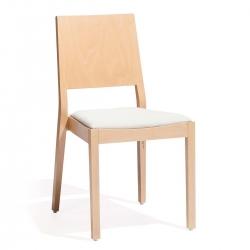 Krzesło Lyon 516 Tapicerowane