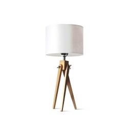 Lampa stołowa nocna sztalugowa trójnóg LW16-01-17