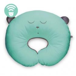 SZUMIŚ Poduszka do karmienia Sleep mięta