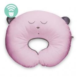 SZUMIŚ Poduszka do karmienia Sleep róż