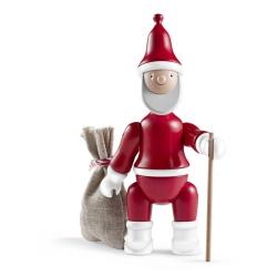 Drewniany Św. Mikołaj
