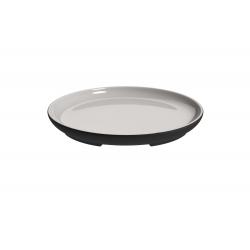 Talerz Ceramika 20 Cm W/B