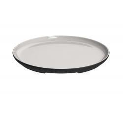 Talerz Ceramika 27 Cm W/B