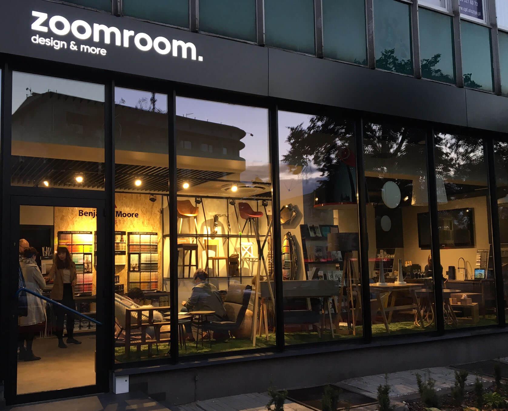 Showroom Zoomroom